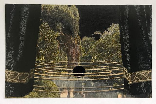 , 'Borrowed scenery,' 2019, O HOUSE Studios