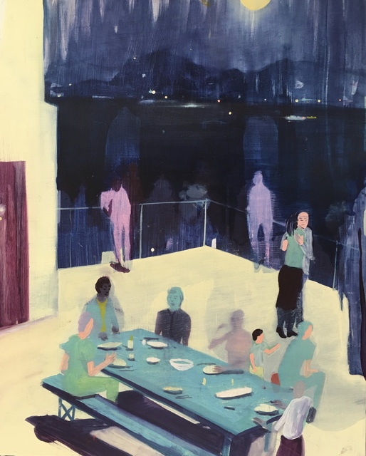 , 'Our Families and Their Ghosts,' 2015, Mindy Solomon Gallery