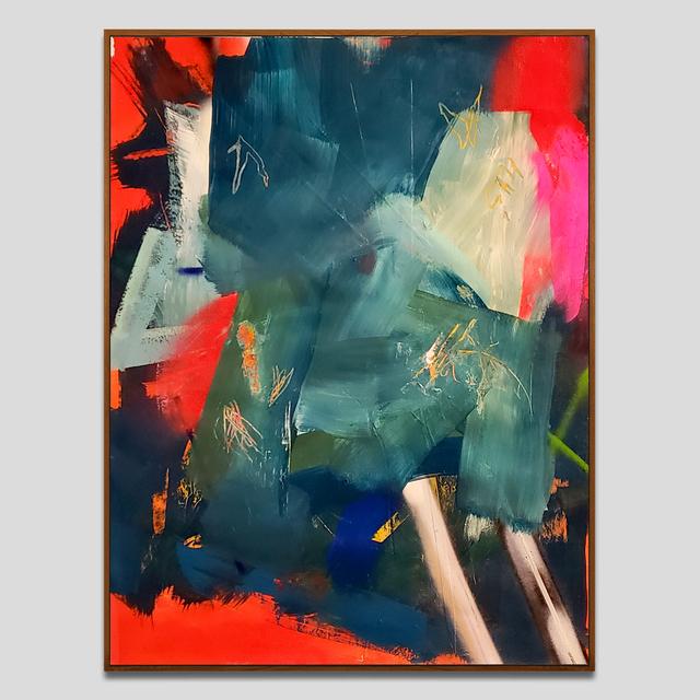 Jonathan Ryan Harvey, 'CHANNEL', 2019, Marcel Katz Art