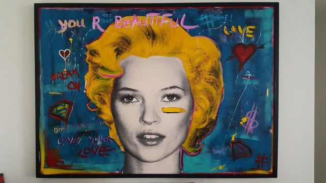 , 'Kate Marilyn,' 2017, Eden Fine Art
