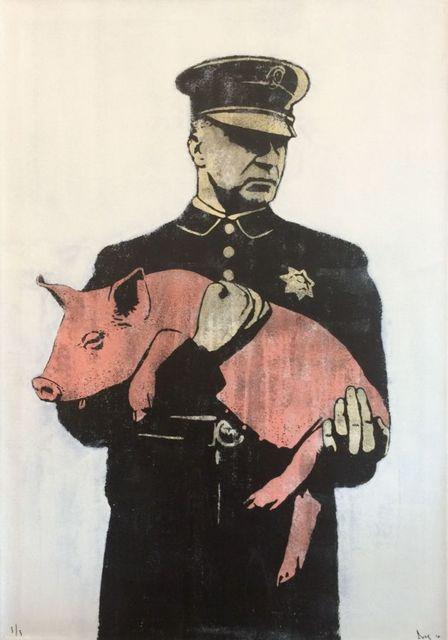 , 'Pig,' 2010, Galerie Kronsbein
