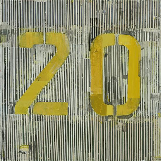 , '#20: Urban Homegirl,' 2012, Paul Thiebaud Gallery