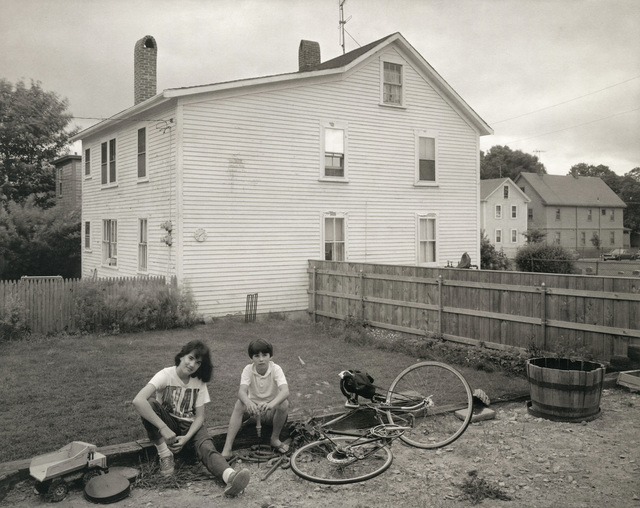 , 'Abbey and Daniel Benson,' 1982, Pace/MacGill Gallery