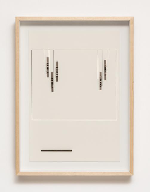 , 'Bronze,' 2017, Galeria Raquel Arnaud