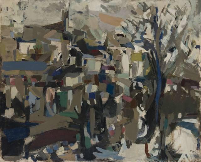 Janice Biala, 'Poitiers', 1957, Doyle