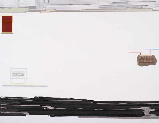 , 'COM 5,' 2011, SILAS VON MORISSE gallery