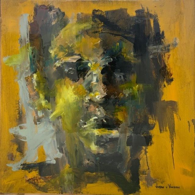 Johan van Vuuren, 'Yellow Head Study', 2019, Axis Art Gallery