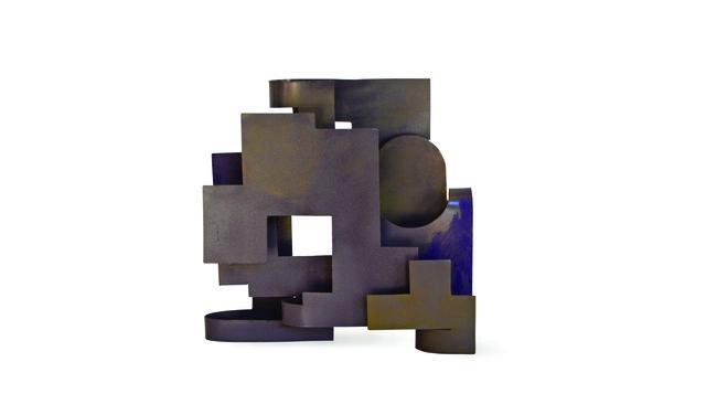 Paul Selwood, 'Berlin beat', 2014, Sculpture, Painted steel, King Street Gallery on William