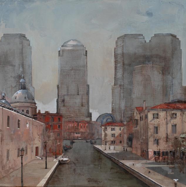 Patrick Pietropoli, 'La Salute', Hugo Galerie