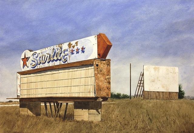 , 'Starlite Drive-In,' 2013, Artspace111