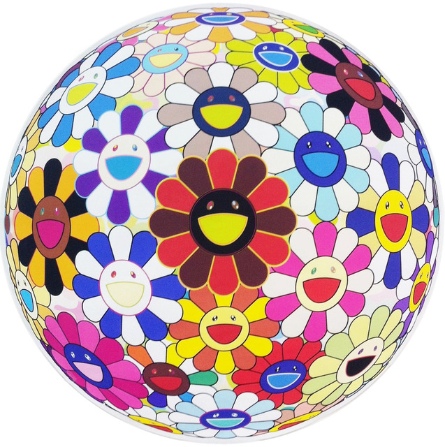 Takashi Murakami, 'FLOWERBALL (LOTS OF COLORS)', 2013, Marcel Katz Art