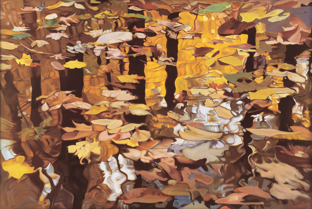 Ralph Wickiser, 'Fall Reflection', 1980, Walter Wickiser Gallery