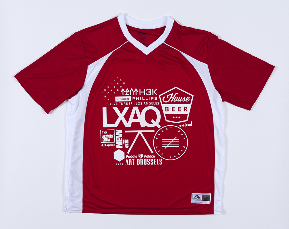 YLH Jersey 1 (Red Team)