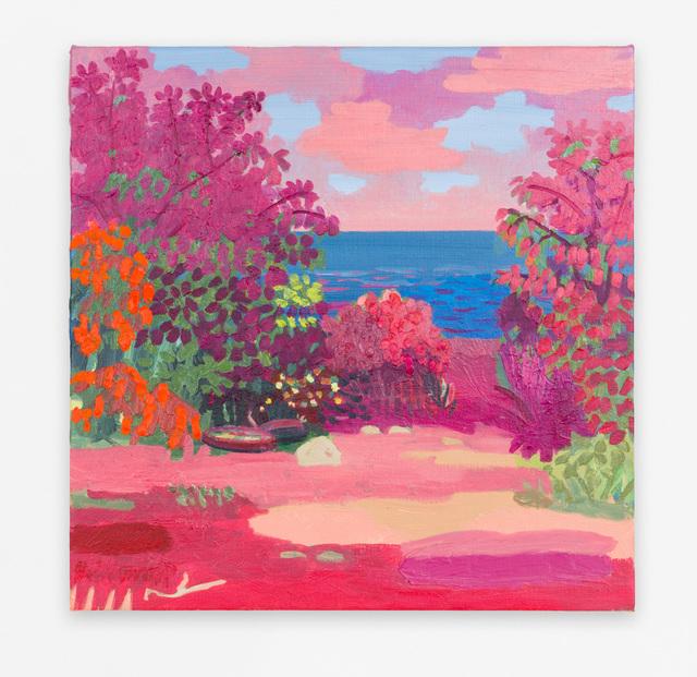 , 'Pink Ditch,' 2018, Half Gallery