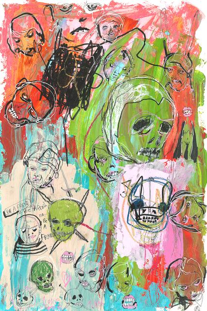 , 'Face to Face,' 2018, de Plume Gallery