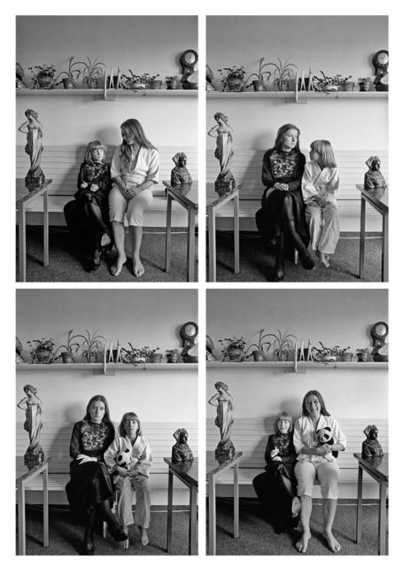 , 'Du und Ich, Nr. 5,' 1979/2017, Christine König Galerie