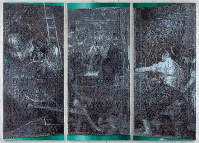 , 'Loom,' 2018, Braverman Gallery