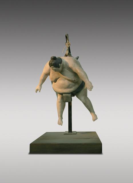 , 'Il peso del tempo sospeso - Sumo,' , Mark Hachem Gallery