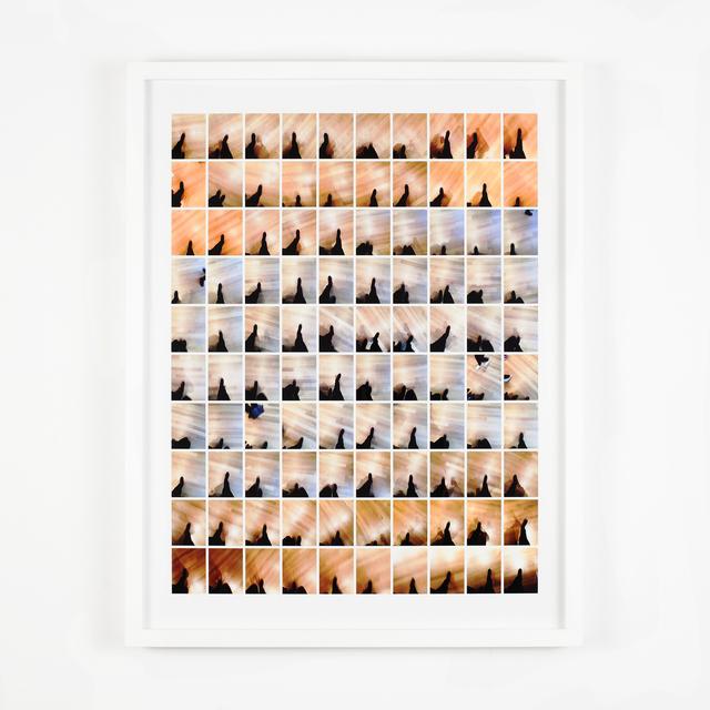 Suzette Bross, 'Walk 2/6/14 MoMA, New York', 2014, Independent Curators International (ICI) Benefit Auction