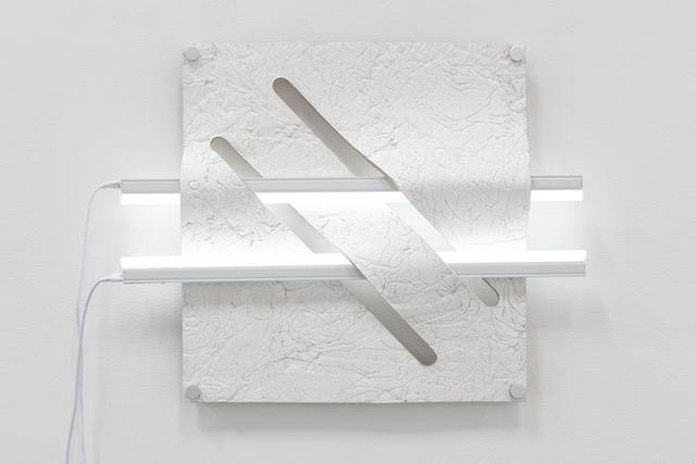 , 'Untitled (Light Weave No. 1),' 2019, Eleanor Harwood Gallery