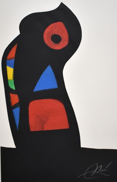 , 'The Ustashi | L'Oustachi,' 1978, Gilden's Art Gallery