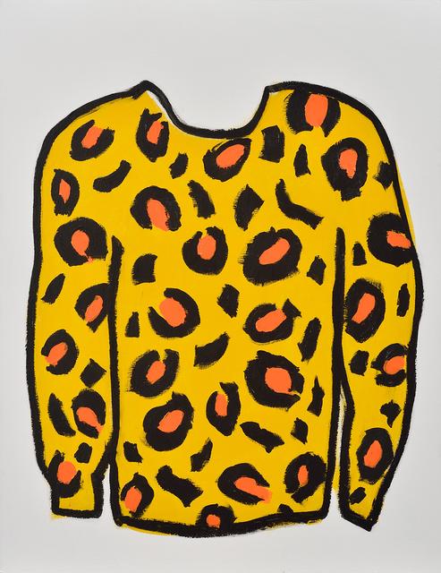 , 'Leopard shirt,' 2018, Galerie C.O.A