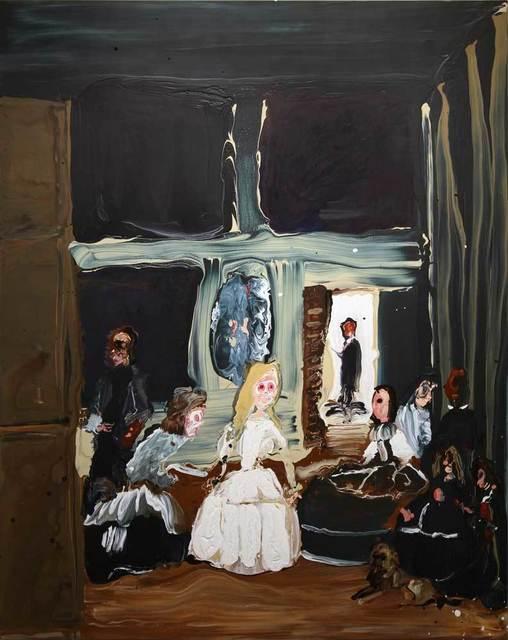 , 'Las Meninas After Velázquez,' 2016, Harper's Books
