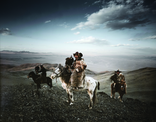 , 'VI 466, Altantsogts, Bayan Olgii, Mongolia,' 2011, Bryce Wolkowitz Gallery