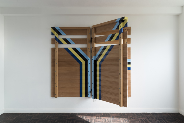 , 'Construcción Geométrica No.12,' 2016, Casa Triângulo