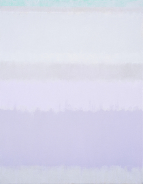 , 'Horizon, Enduring Lilac,' 2018, Charles Nodrum Gallery