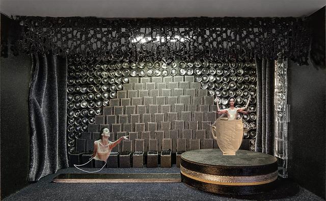 , 'BALLERINA (PLISETSKAYA),' 2015, Marina Gisich Gallery