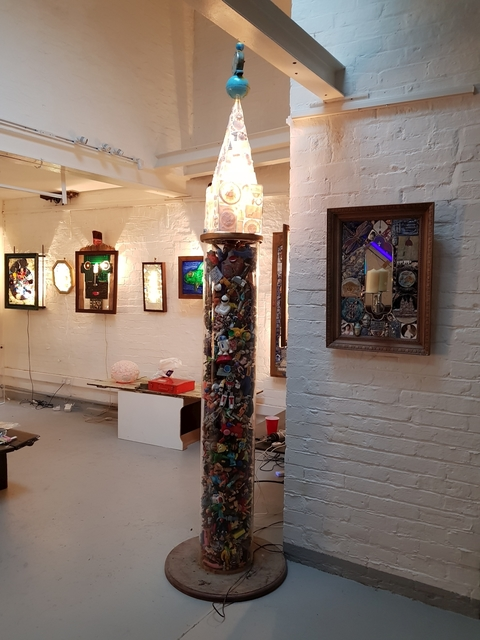 Philip Hardaker, 'Destined to the Dustbin of History', 2012, Barewall Art Gallery