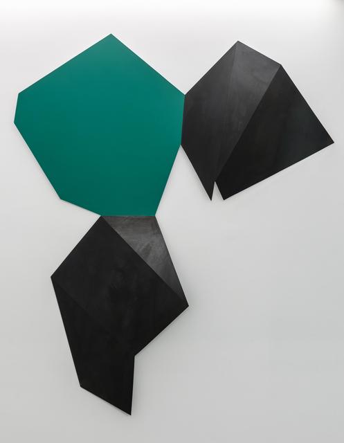 , 'Territoire,' 2016, Galerie Ariane C-Y