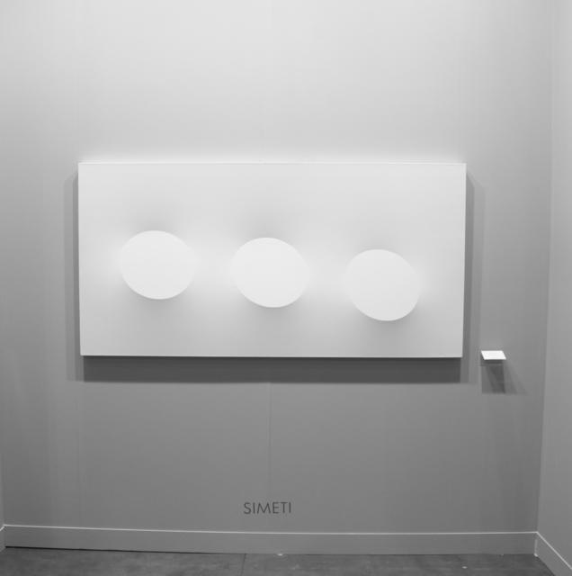 , 'Turi Simeti @ MiArt 2015,' 2015, Dep Art Gallery