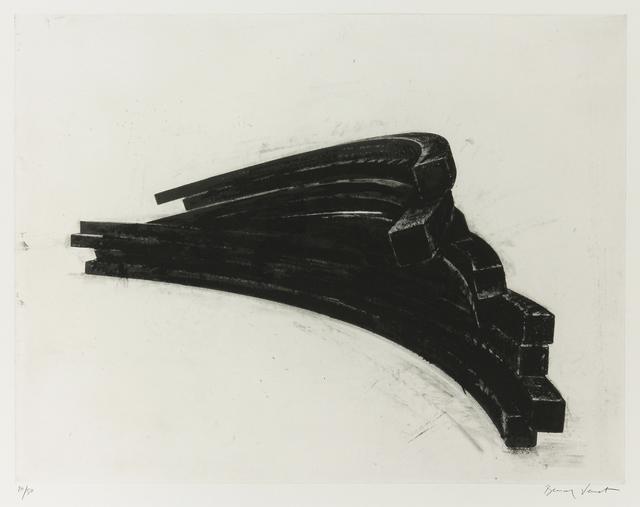 , 'Effondrement: Arcs IV,' 2013, Meyerovich Gallery