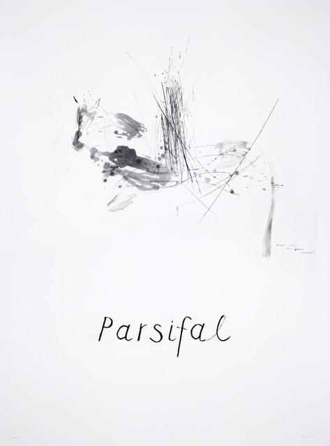 Deborah Bell, 'Parsifal III', 2014, Print, Drypoint, spitbite and sugarlift aquatint, David Krut Projects