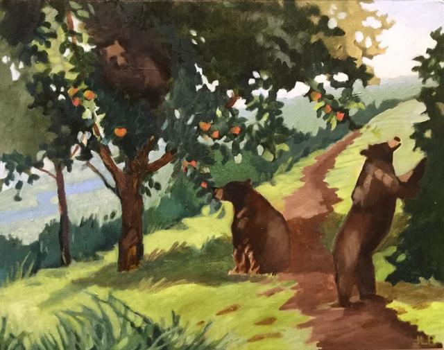 , 'The Three Bears,' 2018, Matt Brown Fine Art