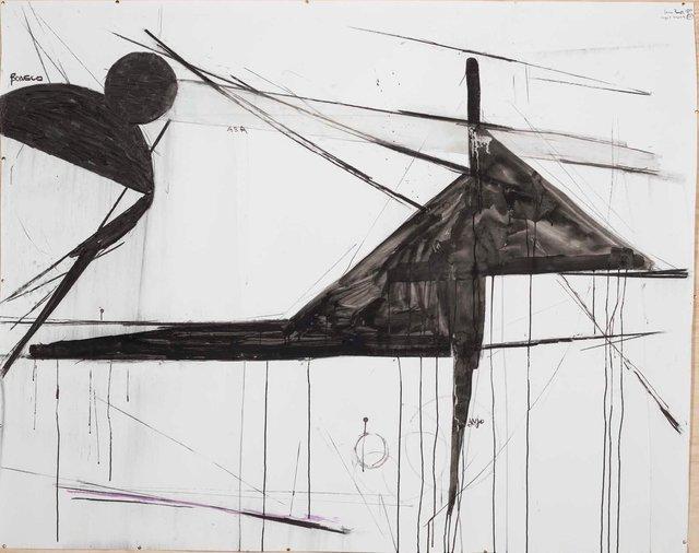 Nuno Ramos, 'Anjoeboneco series', 2015, Painting, Celma Albuquerque Galeria de Arte