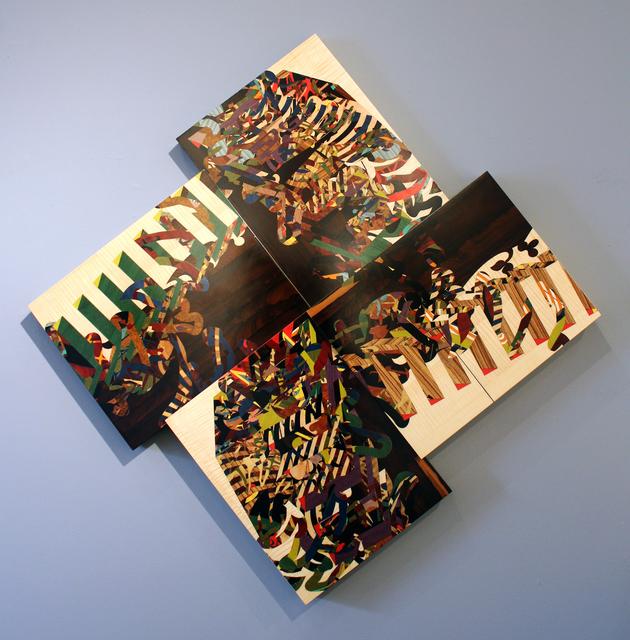 , 'Keyboard,' 2010, Robert Berman Gallery