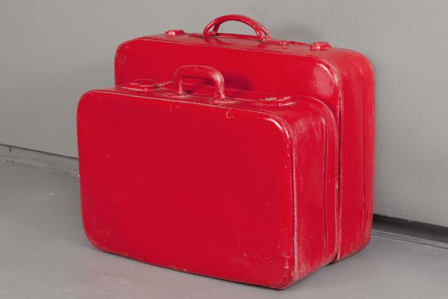, 'mes valises,' 1979, VALENTIN