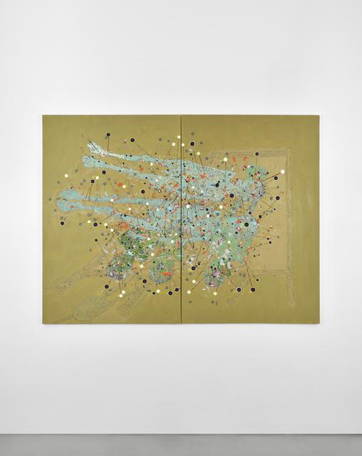 , 'Grabo oun frioro,' 2016, Galerie Christophe Gaillard