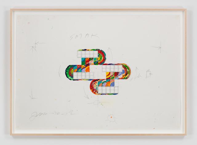 , 'Untitled (SMAK),' 2012, Galerie Parisa Kind