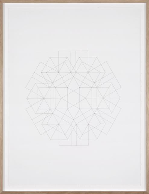 , 'Dessin #5,' 2016, Galerie Laurence Bernard