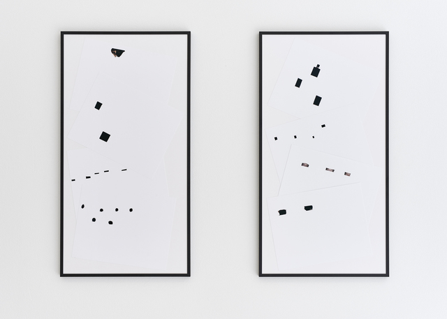 , 'This pic is Sick, diptych,' 2015, Casemore Kirkeby