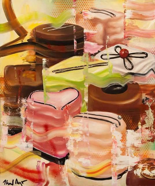 , 'Petit Four IV,' 2010, Galerie Barbara von Stechow