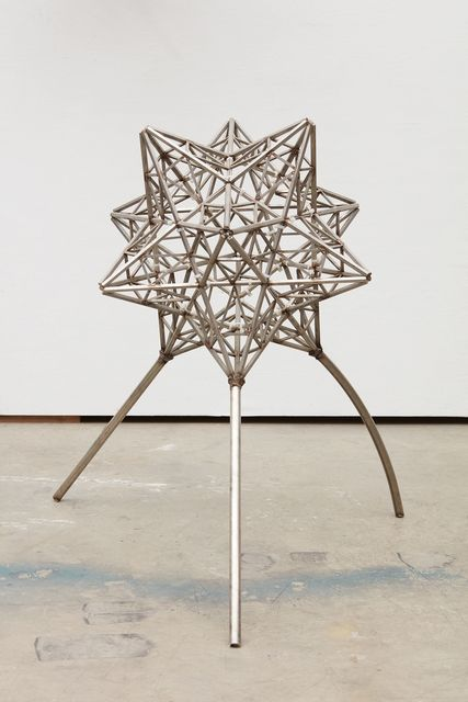 , 'Star with Triangles,' 2015, Marianne Boesky Gallery