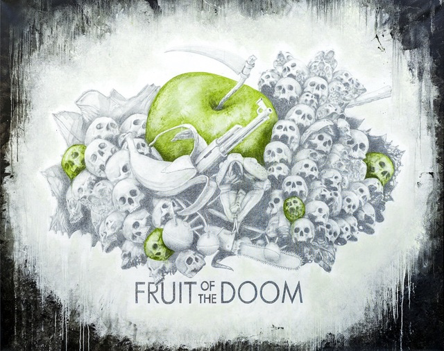 Ludo, 'FRUIT OF THE DOOM', 2014, Cohle Gallery