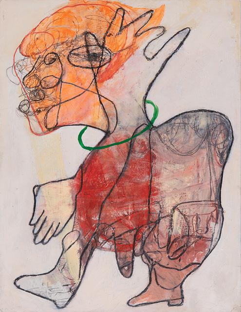 Caroline Demangel, 'L'anneau vert', 2018, Cavin-Morris Gallery
