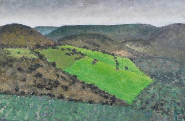 , 'Champ vert,' , Hugo Galerie