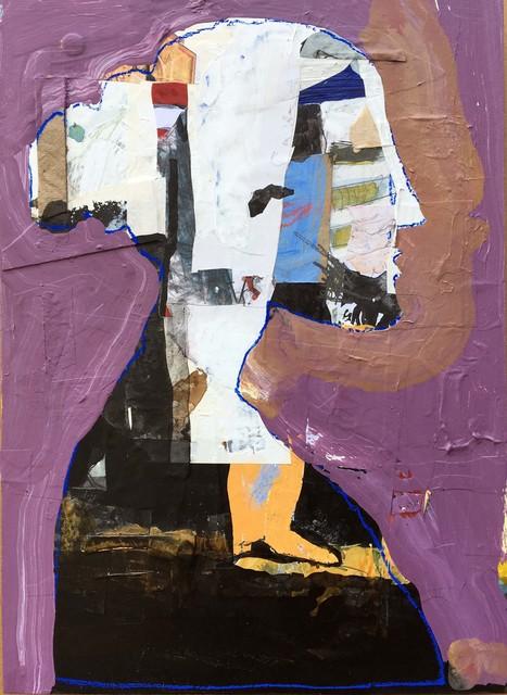, 'Giant Step,' 2018, Denise Bibro Fine Art